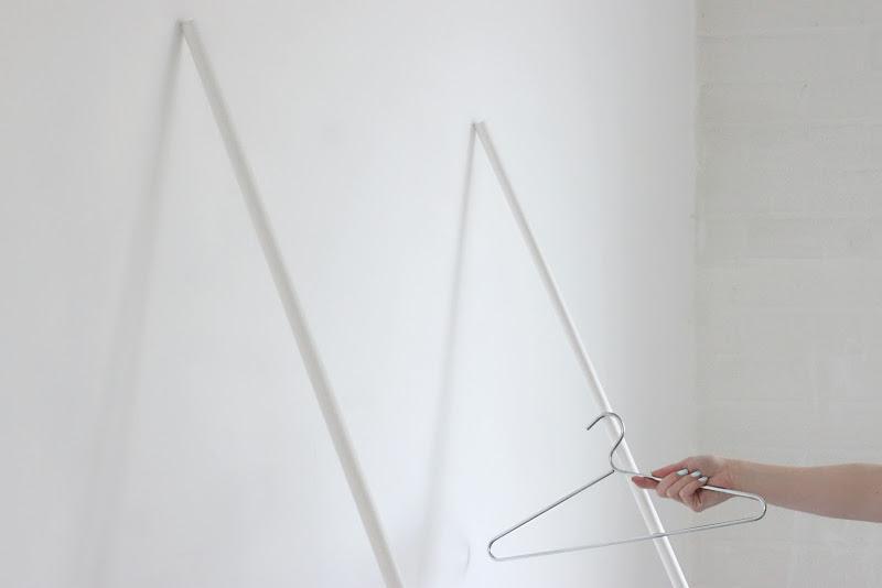 love aesthetics diy leaning rack 03