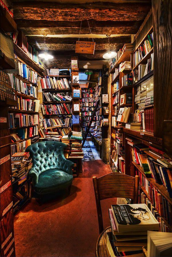 20-bookstores-法國