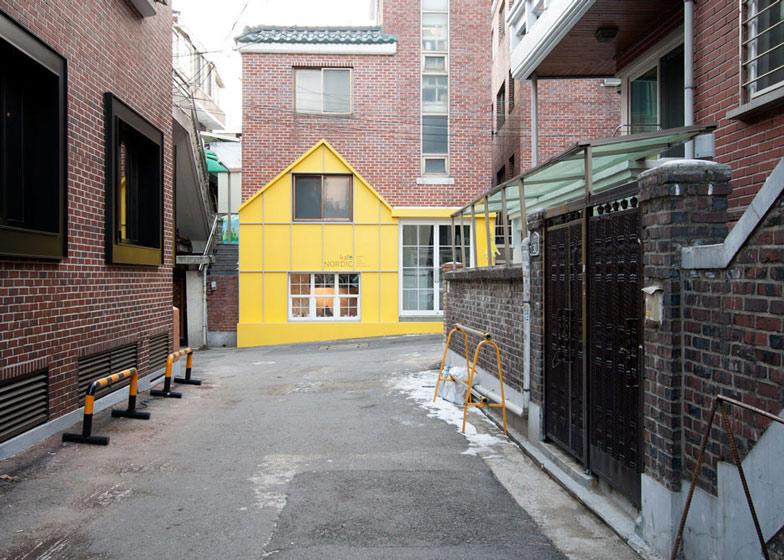 聽說首爾的咖啡廳不會輸台北 –Kafé Nordic