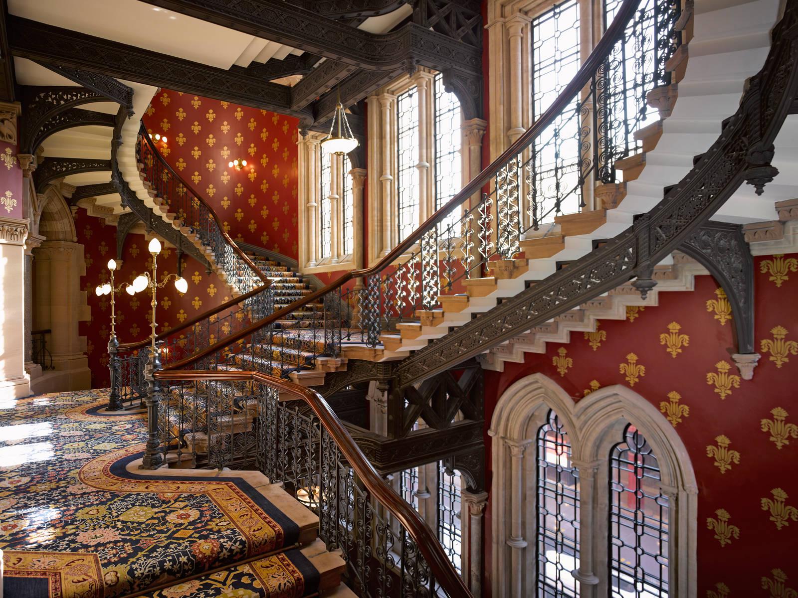 St Pancras Renaissance Hotel 00