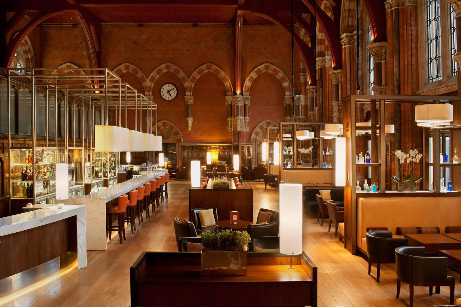 St Pancras Renaissance Hotel 07
