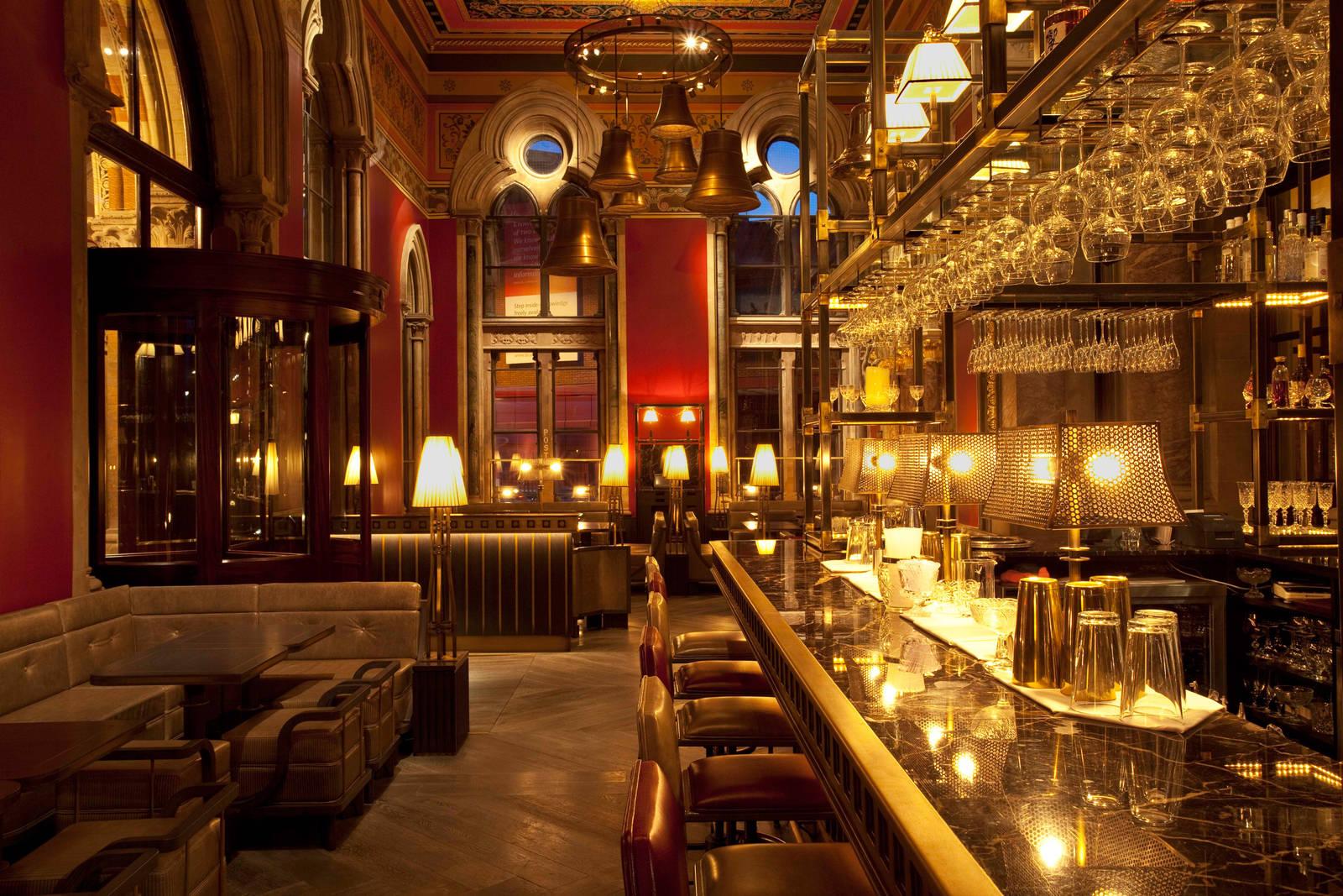 St Pancras Renaissance Hotel 08