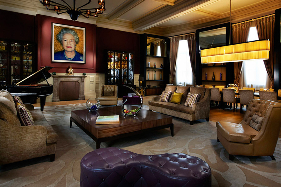 St Pancras Renaissance Hotel 10