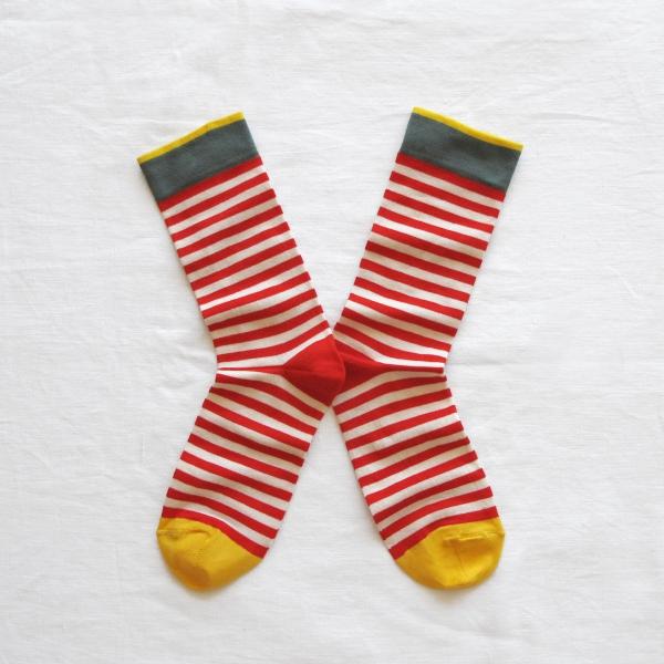 socks-orange-stripes