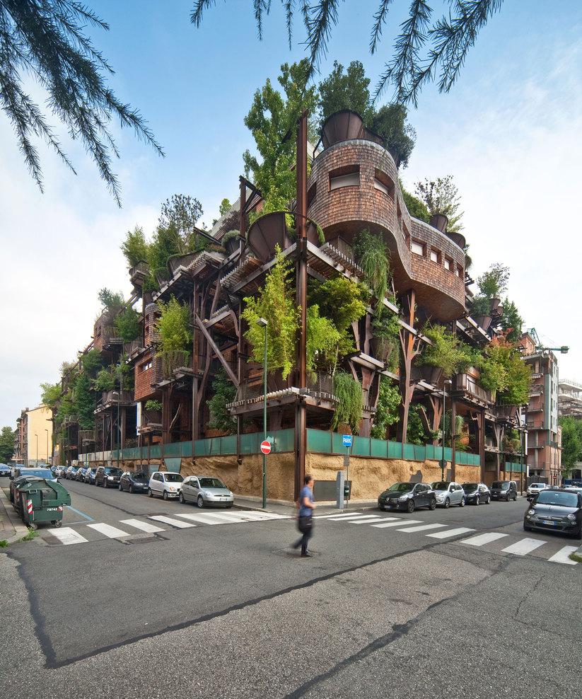 我在義大利都靈呼吸著,這是我遁世的公寓-25 Verde。