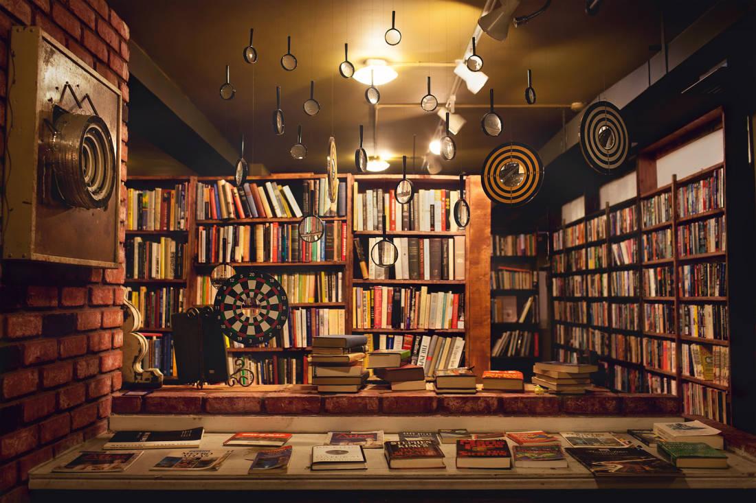 The Last Bookstore LA 02