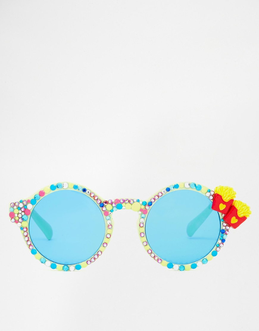 Fries sunglasses - asos