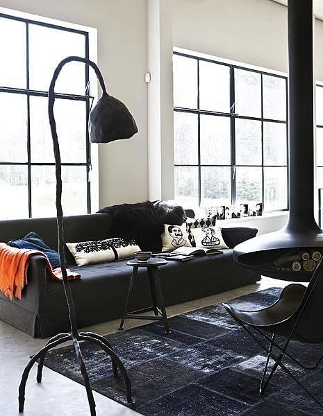 black-industrial-windows-vt