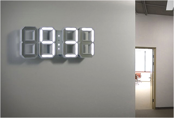white-and-white-wall-clock