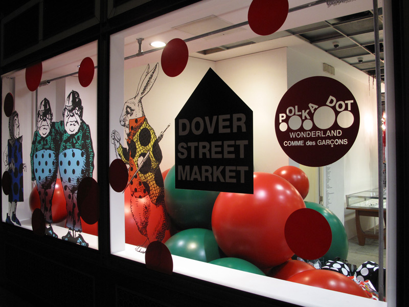 xmas windows- doverstreetmarket01
