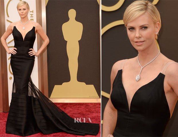 Charlize-Theron-In-Christian-Dior-Couture-Oscars-2014