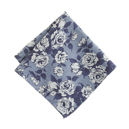Pocket Square- Jcrew
