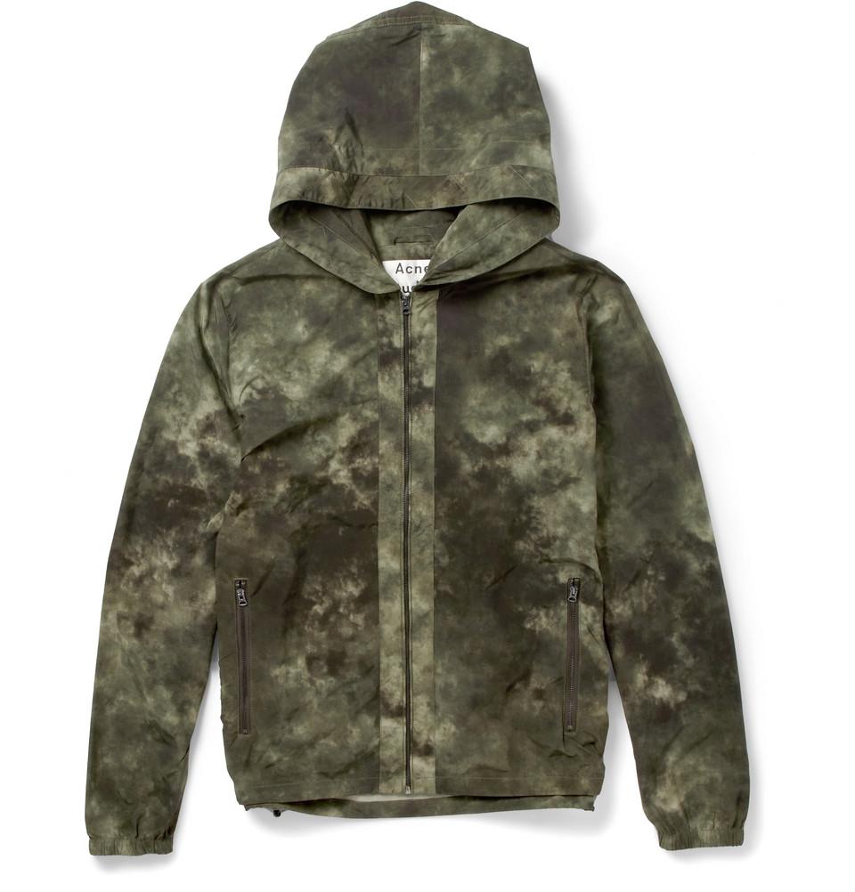 Utility Jacket- acne02