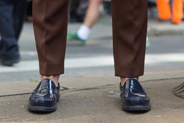 Fold-up pants01