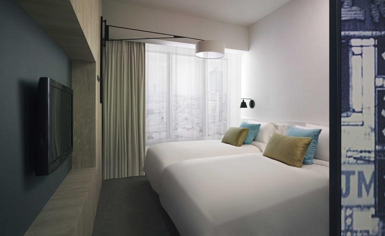 Penta Hotel 01