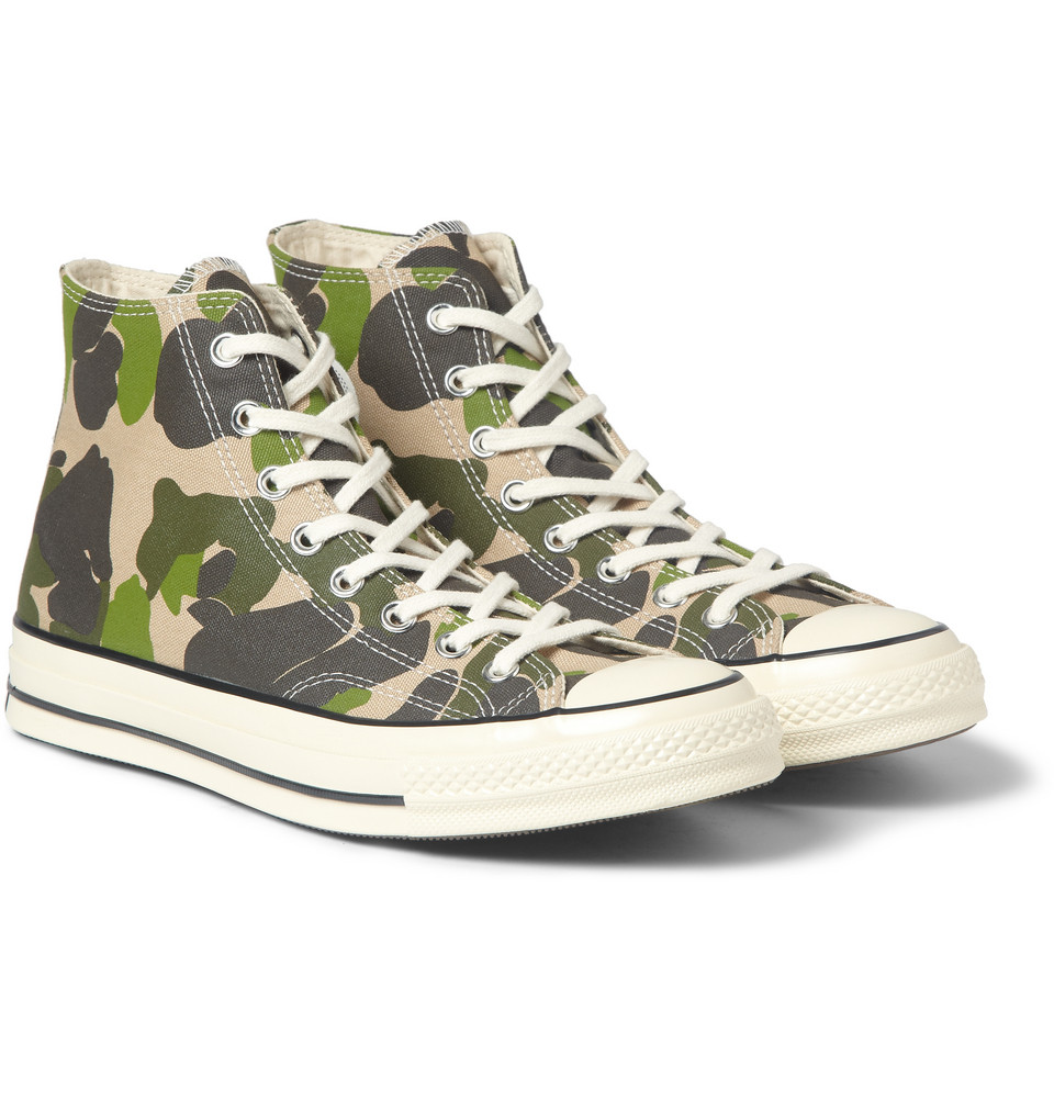 camouflage converse00