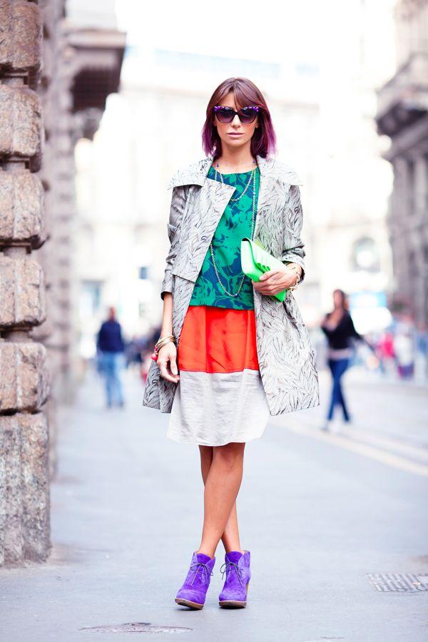 Elisa Bersani | The Gummy Sweet Fashion Blog Street Style Milan Fashion Week
