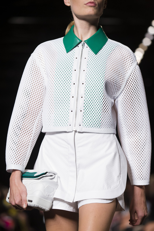 Fashion Alexander Wang Spring 2015