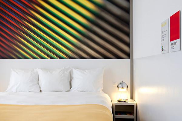 Pantone Hotel in Brussels01