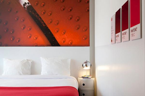 Pantone Hotel in Brussels04