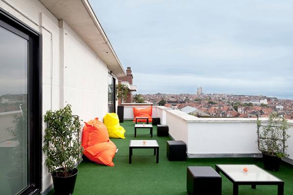 Pantone Hotel in Brussels06