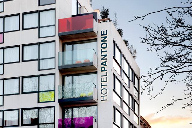 Pantone Hotel in Brussels07