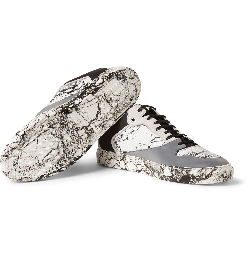 Balenciaga Marble Sneaker00