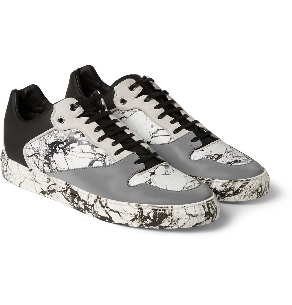 Balenciaga Marble Sneaker01