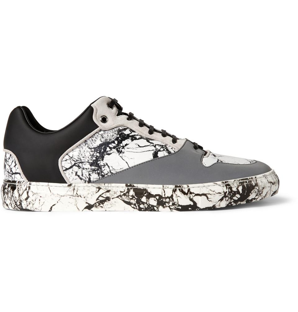 Balenciaga Marble Sneaker02