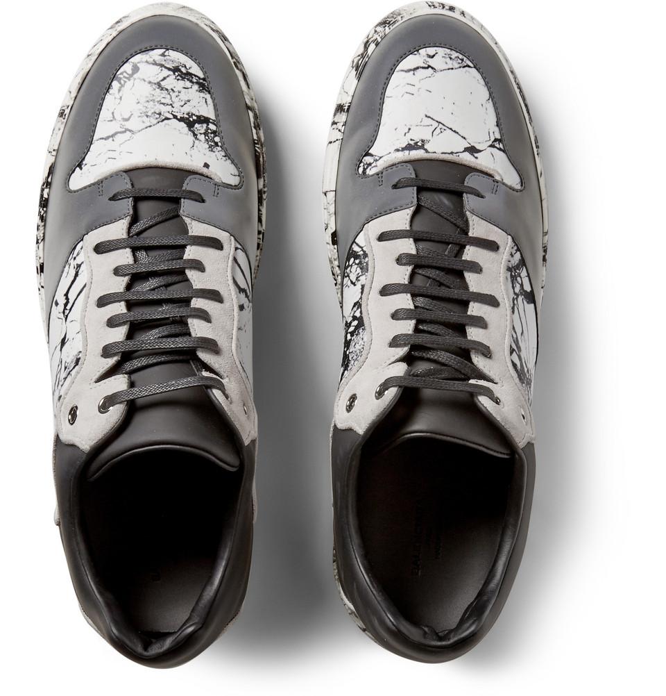 Balenciaga Marble Sneaker04