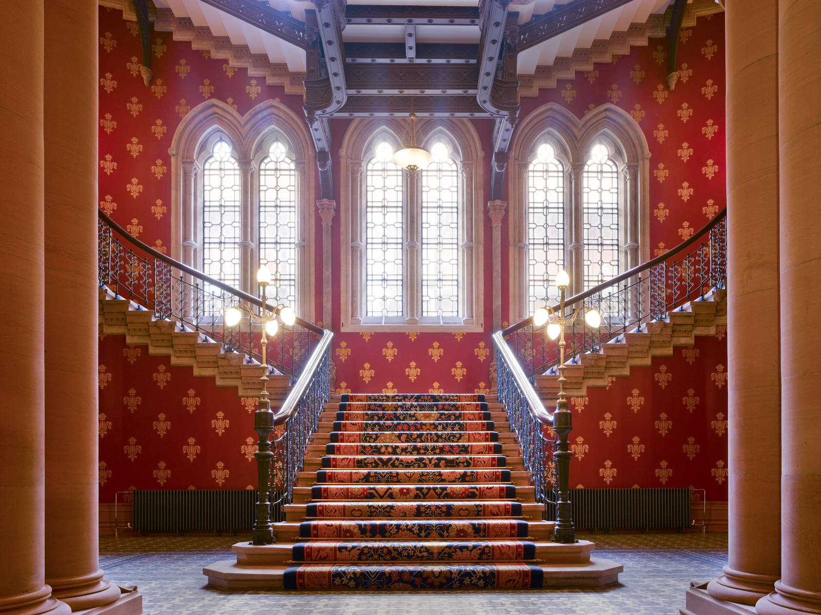 St Pancras Renaissance Hotel 02