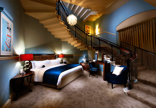 St Pancras Renaissance Hotel 12