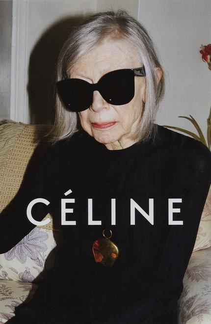 Celine x Joan Didion-spring-2015