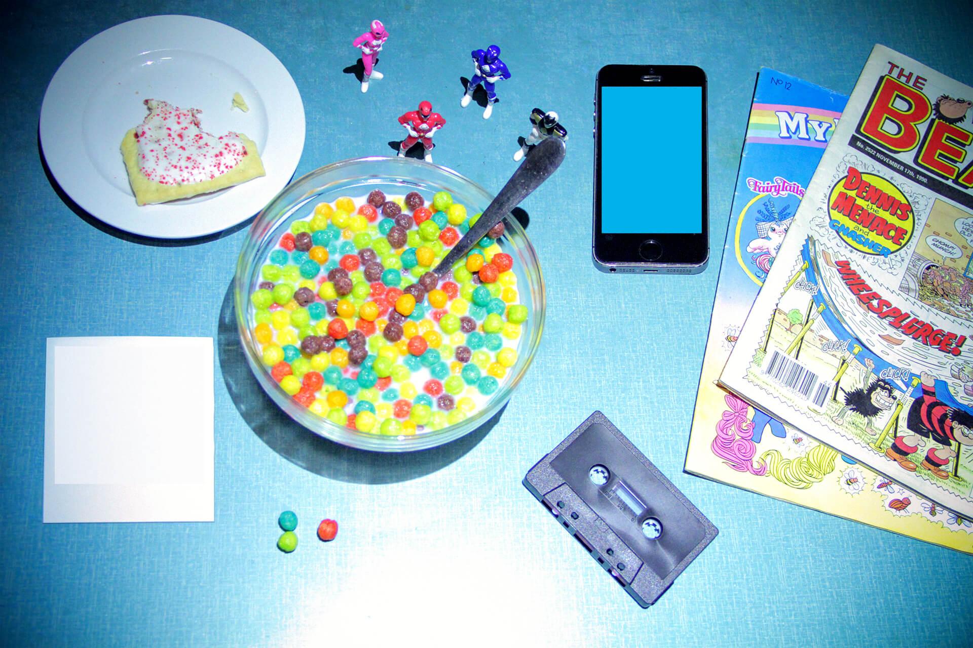 Cereal Killer-London 00