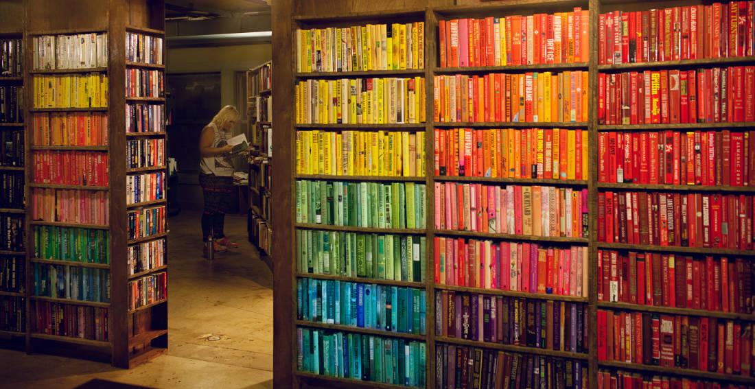 The Last Bookstore LA 01